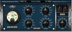 compressor 4 knobs