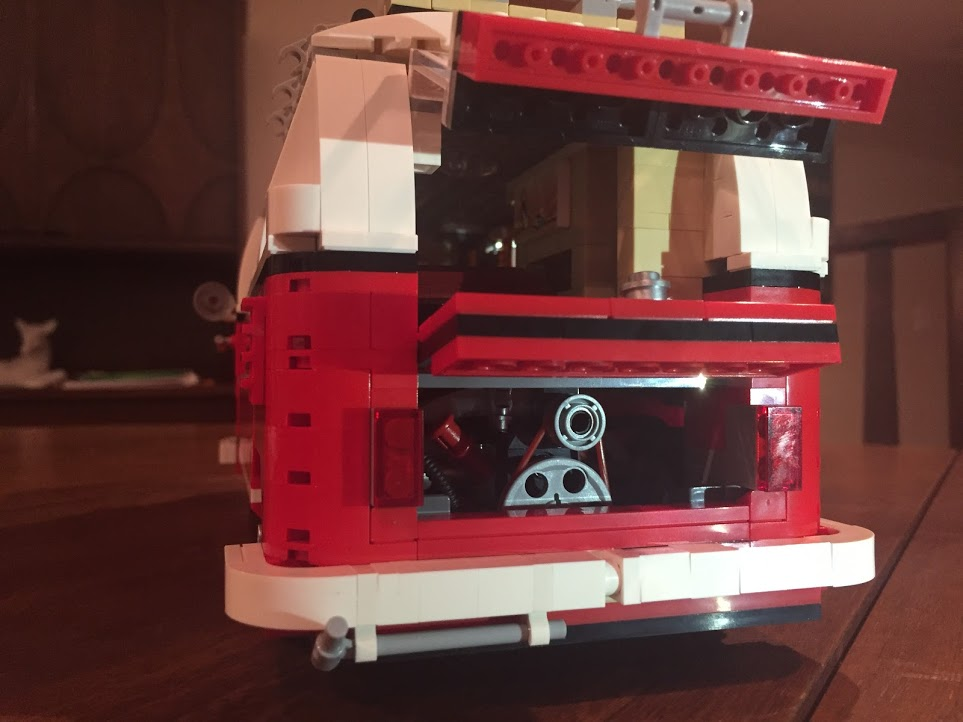 MixCoach Lego Project