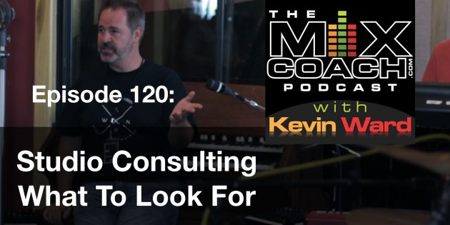 MixCoach Podcast - Studio Consulting.001