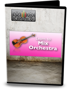 MixCoach Guide to Mixing Orchestral Music